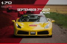 500 Ferrari from all over Europe are on the road to Maranello to celebrate our #Ferrari70 Anniversary. #WorldTour