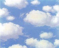 La malédiction 1960, René Magritte (1898-1967