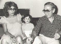 Miguel Gila y familia