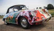 Porsche 356 SC 1968 Janis Joplin