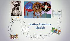 2nd Grade Native American Shields & Symbols