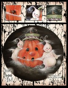 I love Jamie Mills-Price!!!  This is one of my favorite Halloween pieces!