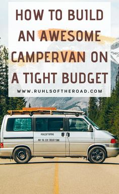 How to build a camper van on a tight budget We built our home on wheels for life diy life diy beds life diy ford transit life diy how to build life diy ideas life diy interiors life diy projects life diy small Vw T5, T5 Bus, Volkswagon Van, Volkswagen, Vw Camper, Build A Camper Van, Camper Van Life, Convert Van To Camper, Diy Van Camper