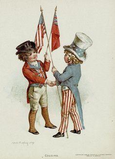 Gallant little patriots
