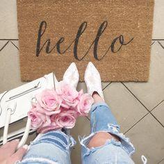 F A S H I O N // Hello, Monday!�