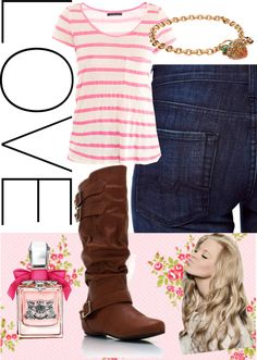 """""""Sweat pink"""" by winter0303 ❤ liked on Polyvore"""
