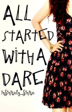 "You should read ""All Started With A Dare"" on #Wattpad. #Humor"