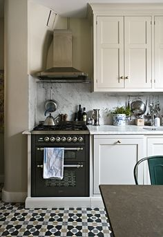 Dreamy Bistro-Style Kitchens | House & Home