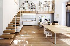 Une mezzanine dans votre maison