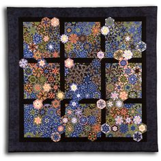 Bruce Seeds - Quilted Textile Mosaics - Photos