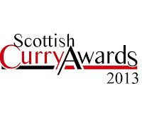 Finalists announced for 2013 Scottish Curry Awards