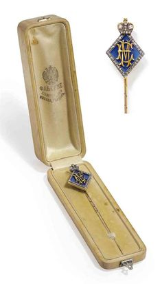 BY FABERGÉ, WITH THE WORKMASTER'S MARK OF HENRIK WIGSTRÖM, ST. PETERSBURG, 1903-1904