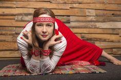 Forget Yoga, Slavic Women Practice Bereginya | Slavorum