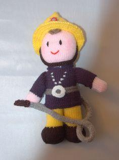 Fireman Doll