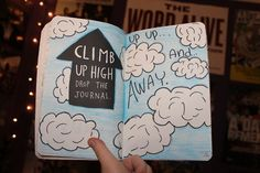 IDEAS FOR ''WRECK THIS JOURNAL'' | via Tumblr on We Heart It