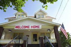 Dr. Bob's house.   Akron, Ohio