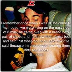 <3<3 Proof and Eminem (quote) /RIP Proof