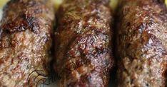 Ingrediente:    500 g carne tocata de vita    2 catei de usturoi tocati marunt   piper, sare, cimbru, boia iutedupa gust   ½ lin...