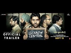 Watch Lucknow Central Official Trailer releasing on 15th September 2017 only on GONOGOreviews - Movie reviews, New Movie Trailers, Celebrity News.