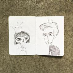 Sketchbook by Liz Wiesel