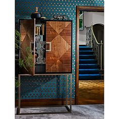 Buy John Lewis Puccini Cocktail Cabinet Online at johnlewis.com