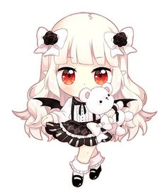 chibi commission for of her vampire oc, blanca! c:blanca Kawaii Chibi, Chibi, Chibi Girl, Kawaii Drawings, Chibi Characters, Anime Characters, Cute Drawings, Chibi Drawings, Cute Anime Chibi