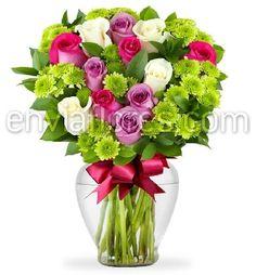Florerias en Monterrey, Envio de Flores a Monterrey   Enviaflores.com