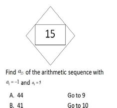 Arithmetic Sequences Maze  Labirinto Studente E Pagine Di Esercizi