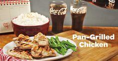 Pan Grilled Chicken Recipe