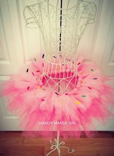 Items similar to Cupcake tutu- sweet tutu - donut tutu skirt- ombre tutu with sprinkles-valentine candy on Etsy Donut Birthday Parties, Donut Party, Birthday Tutu, Birthday Party Themes, Birthday Ideas, Candy Costumes, Tutu Costumes, Costume Ideas, Halloween Costumes To Make