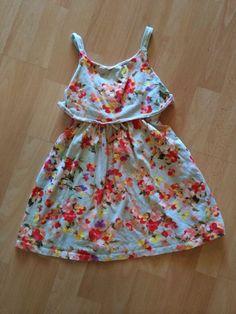 found on Kidizen: Zara Kids Summer Floral Dress
