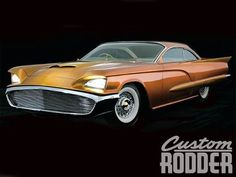 1959 Ford Thunderbird, Custom