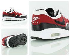 Nike Air Max 1 (GS) red/black/white