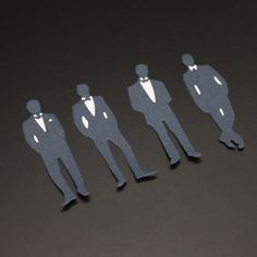 Suit MAN Metal Cutting Dies With Embossing Folders for DIY Scrapbooking for sale online Scrapbook Paper Crafts, Diy Scrapbook, Album Diy, How To Make Decorations, Bag Clips, Paper Cards, Decor Crafts, Mens Suits, Card Making