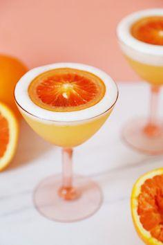 Drink a Cara Cara Mezcal Sour this Cinco de Mayo