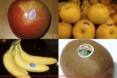 Learn about the secret codes that all fruits and veggies carry, in this fun math problem!