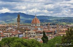 """- Florence -   In the heart of Tuscany, between the scents of spring, a journey to discover the history, art and great food.  www.emanueledelbufalo.com """"The Long-Term Traveler"""" Italy"""