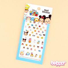 Tsum Tsum Nail Stickers   Blippo Kawaii Shop