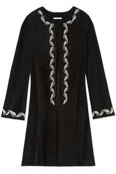 Alexa Chung for AG jacket, $1,248, shopBAZAAR.com.   - HarpersBAZAAR.com