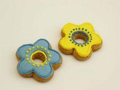 Flowers #cookies #flower #sugar #cute