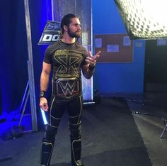 The Man, Seth Freaking Rollins