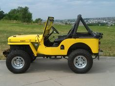 1946 CJ-2A Willys Jeep - Photo submitted by Brad Lambert.