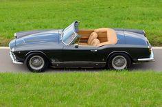 1962 Maserati 3500 GTi Cabriolet Vignale