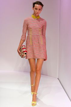 Carven ss 2012
