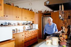 Real Kitchens: Tui Flower