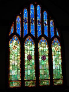 Kauai, Hawaii #vitraux #stained-glass