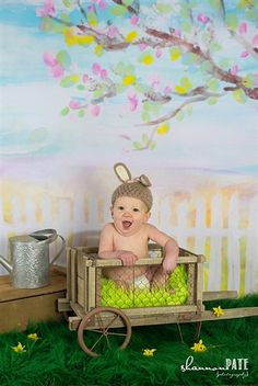 Easter Photography Props