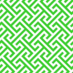 Cross Your T's - Fabric by the Yard - Grass #green #geometric