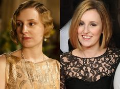Downton Abbey Stars In and Out of Costume | E! Online