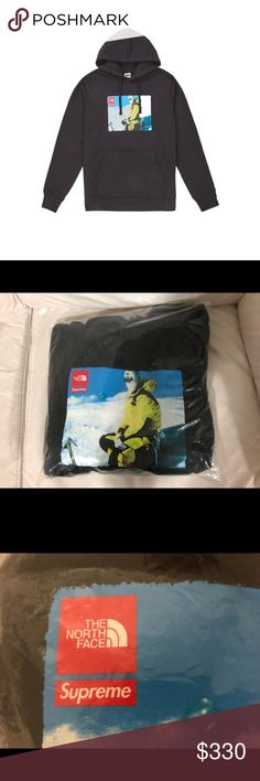 327dad3f03bb6 Supreme The North Face Hoody Black Small FW18 New Supreme X The North Face  Hoody Black